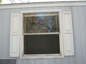 recently i had to replace a window on one of my homes now the entire window didnu0027t need to be replaced u2013 only the lower half hereu0027s a pic